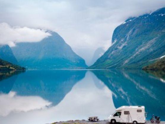 Eigen risico bij huren auto of camper